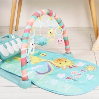 Baby Gym Musical Set Musik Bayi Playgym Play Music Matras Mainan Piano
