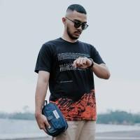 Tas Tangan DOPP KIT VISVAL Hand Bag Pouch Handbag Pria Wanita Original