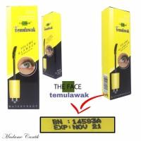 MASCARA THE FACE TEMULAWAK BPOM / VOLUME GLAMOUR (WATERPROOF)