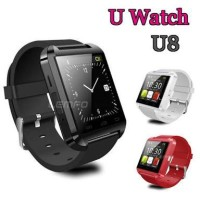 HP JAM / SMARTWATCH U8 Bluetooth for android dan ios