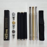[ASLI] Stick Baton YRG Baton Stick YRG Pentungan Tongkat Besi Padat