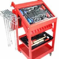 mekanik truster / honda tools set / rak tools / kunci bengkel set