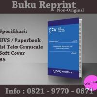 CFA 2019 Schweser - Level 3 SchweserNotes Book 2(Buku Import/ Reprint)