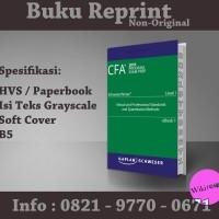 CFA 2019 Schweser - Level 1 SchweserNotes Book 1(Buku Import/ Reprint)