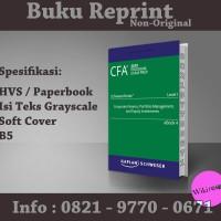 CFA 2019 Schweser - Level 1 SchweserNotes Book 4(Buku Import/ Reprint)