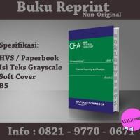 CFA 2019 Schweser - Level 1 SchweserNotes Book 3(Buku Import/ Reprint)