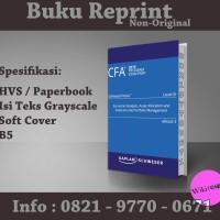 CFA 2019 Schweser - Level 3 SchweserNotes Book 3(Buku Import/ Reprint)