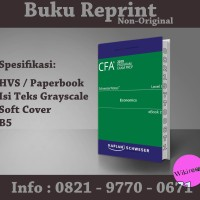 CFA 2019 Schweser - Level 1 SchweserNotes Book 2(Buku Import/ Reprint)