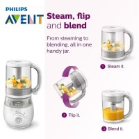 Steam Mealmaker Avent 4in1 (Steam, Blender)