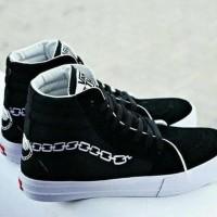 Sepatu Sekolah Murah Hypebeast Vans Authentic Sk8 Motif