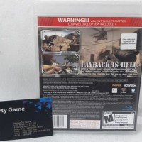 (Murah) PS3 SOLDIER OF FORTUNER PAYBACK REG 1 USED