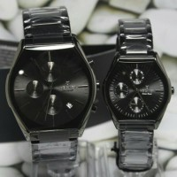 JAM TANGAN COUPLE ORIGINAL CASIO OMEGA FOSSIL TISSOT ALBA GUESS GC S