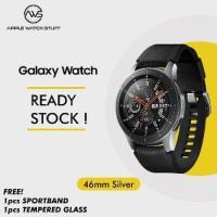 Unik Unik Samsung Galaxy Watch 2018 Smartwatch Silver 46mm Murah