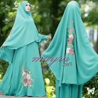 Baju Gamis Syari Mayra Syari Dress Pesta Murah - Kondangan