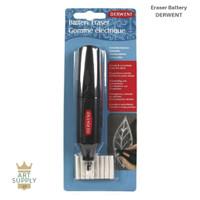 Eraser Battery DERWENT (Penghapus elektrik)