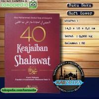 40 Keajaiban Shalawat - Pustaka Imam Bonjol - Karmedia