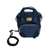 Tas Anak iBerry London Junior Bag with Harness Navy