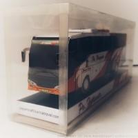 Papercraft Bus Haryanto Orange