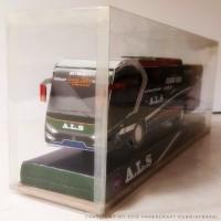 Papercraft Bus ALS (Antar Lintas Sumatera)