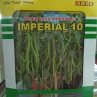 Benih bibit cabai imperial 10