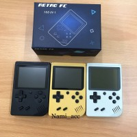 Gameboy Portable Mini Retro FC 168 in 1 game / Game 90 an / 3.0 inch