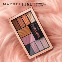 Maybelline Total Temptation Eyeshadow and Hightlight Palette