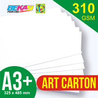 Kertas Art Carton 310 gram A3+ (32.5 x 48.5 cm)
