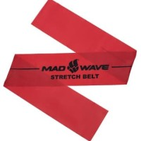 Mad Wave Stretch Band Red