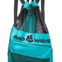 Tas Renang Mad Wave Vent Dry Bag Turquoise