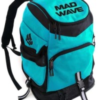 Tas Renang Mad Wave Mad Team Backpack Turquoise