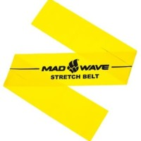 Mad Wave Stretch Band Yellow