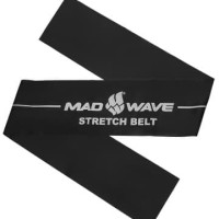 Mad Wave Stretch Band Black
