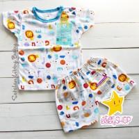 Baju Bayi Libby Baby Setelan Baju Celana Bayi Libby Baby Pendek