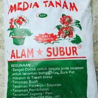 MEDIA TANAM TANAH SUBUR