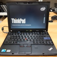 Laptop Bekas Core i7 Lenovo Thinkpad X201
