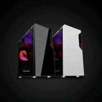 PC CPU GAMING RAKITAN AMD RYZEN 5 2400G vga rx vega 11