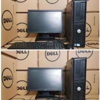 Paketan Komputer UNBK Build Up Dell Optiplex 380 Murah Paling Laris