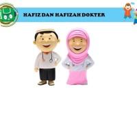 Hafiz & Hafizah Junior, Profesi : Dokter