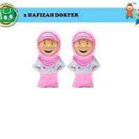 Hafizah Dokter (2 Pcs)