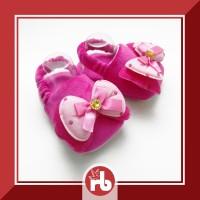 Sepatu Baby Pita - Sepatu Bayi Nayman Lucu Termurah