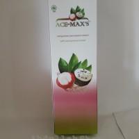 Ace Maxs / AceMaxs / Ace max's / Acemax's Kulit Manggis + Daun Sirsak