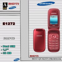 Harga Hp Samsung Lipat Caramel E1272 Dual Sim Garansi Distributor