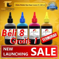 Tinta Refill F1 Printer Canon IP2770 MG2570 MP287 G1000 G2000 G3000