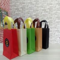 Mini Paper Bag Polos Dengan tali size S