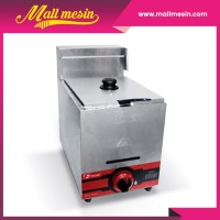 Gas Deep Fryer FOMAC FRY G71 / Alat Penggorengan Fried Chicken