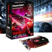 vga powercolor radeon HD 6570