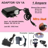 Adaptor 1A 12V