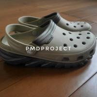 Sepatu Sandal Crocs Wanita Original Duet Max Clog Santai Asli Jogja