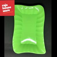 Piring Plastik|persegi panjang|RajaHouseware|Murah|Souvenir|Food Grade
