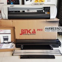 Mesin Cutting Jinka 721 Alat Cetak Sticker Printer Pemotong Polyflex